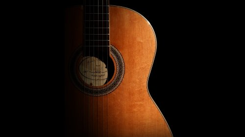 Guitar HD Wallpaper