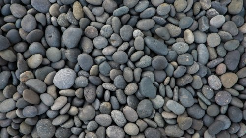 Pebbles Texture Wallpaper