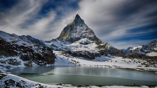 Matterhorn HD Desktop Wallpaper
