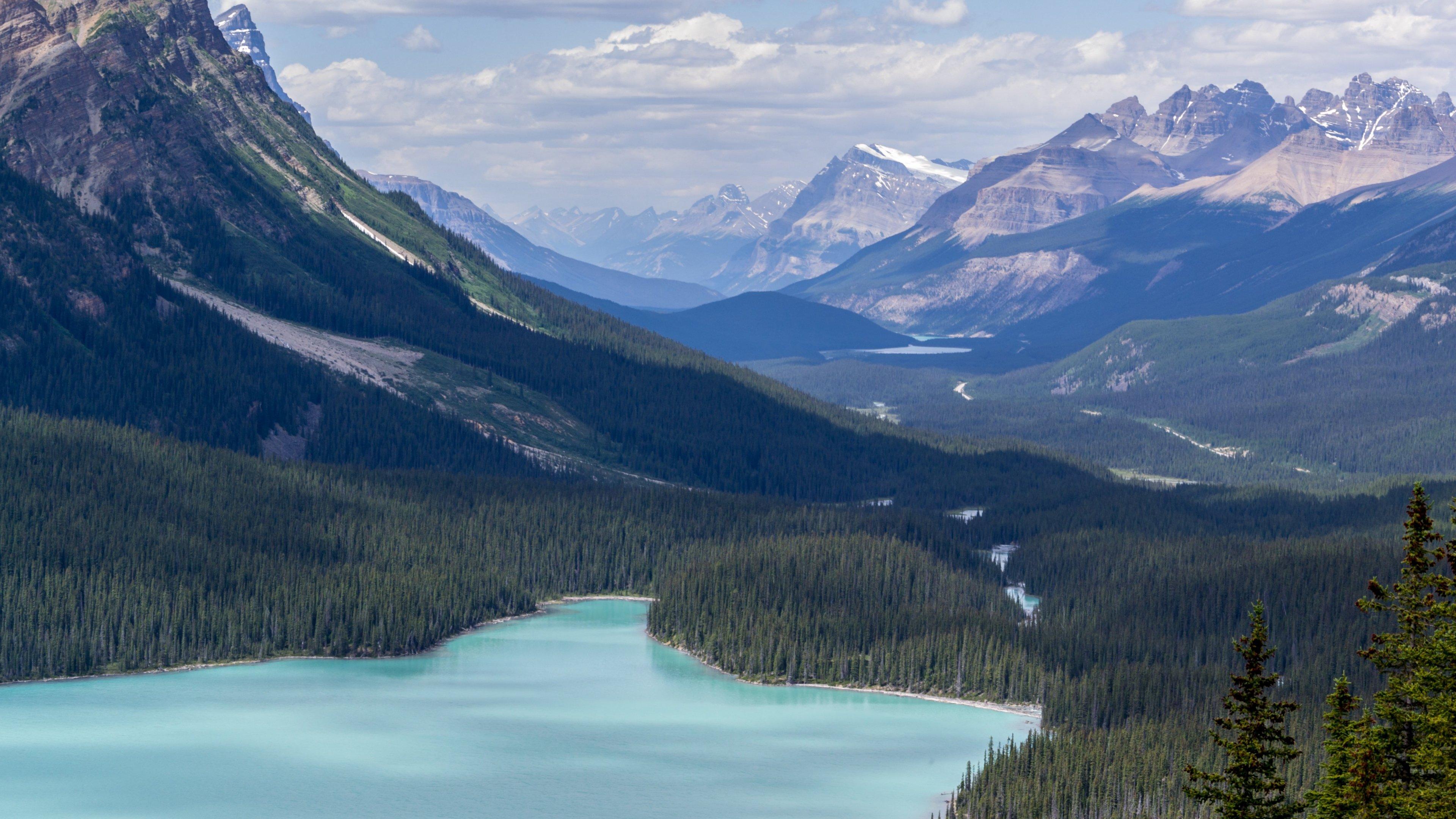 Mountain River Wallpaper Mobile Desktop Background