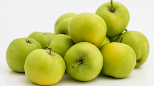 Green Apples Wallpaper