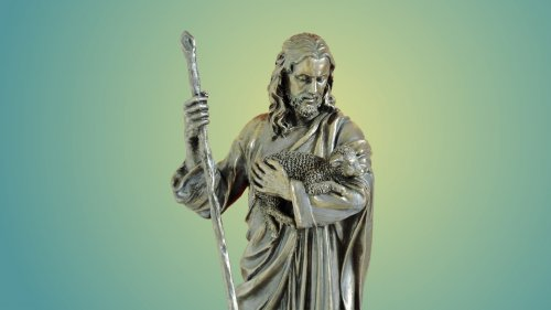 Jesus Statue HD Wallpaper