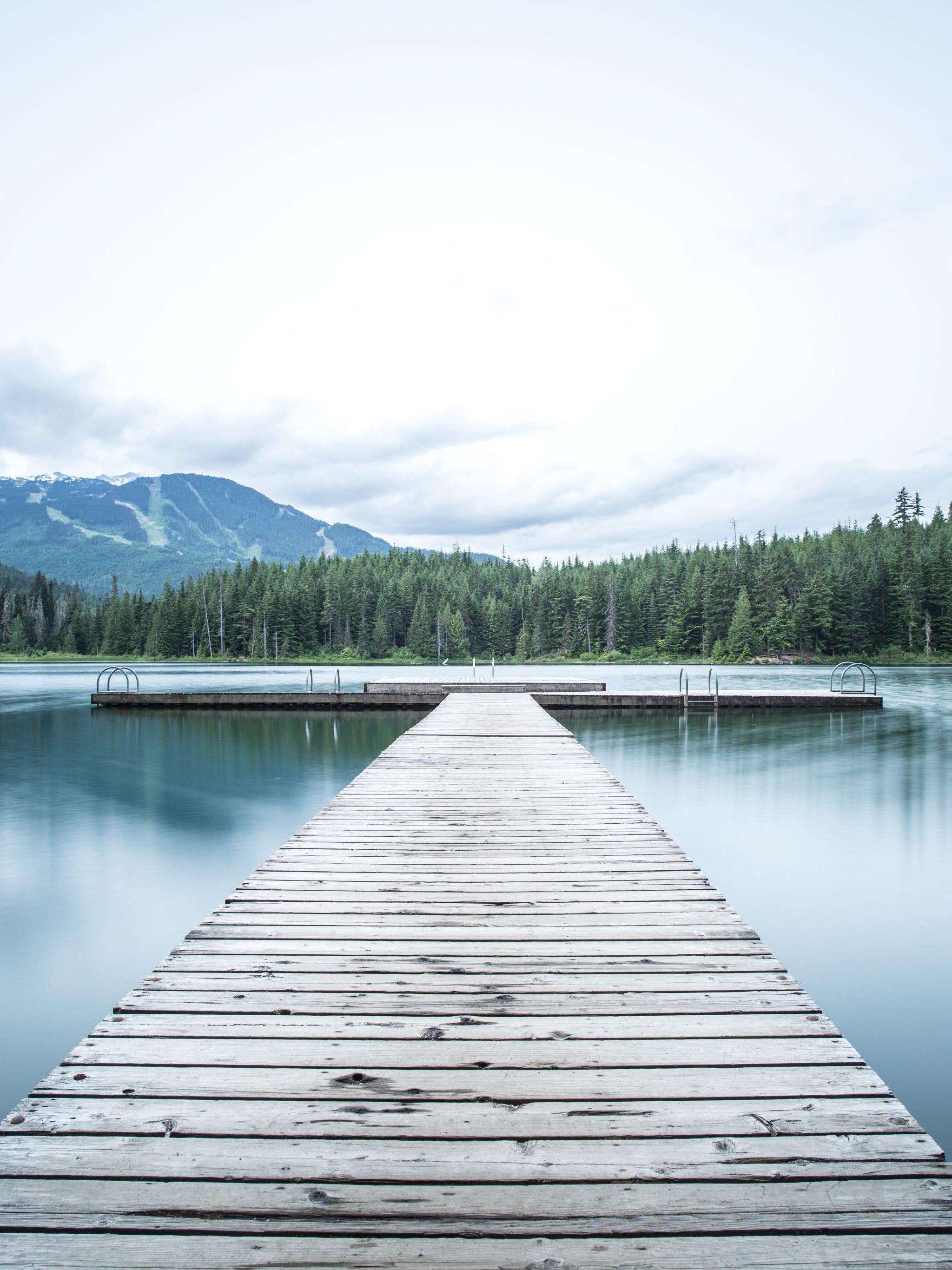 Mountain Lake Wallpaper - iPhone, Android & Desktop ...Lake Water Wallpaper