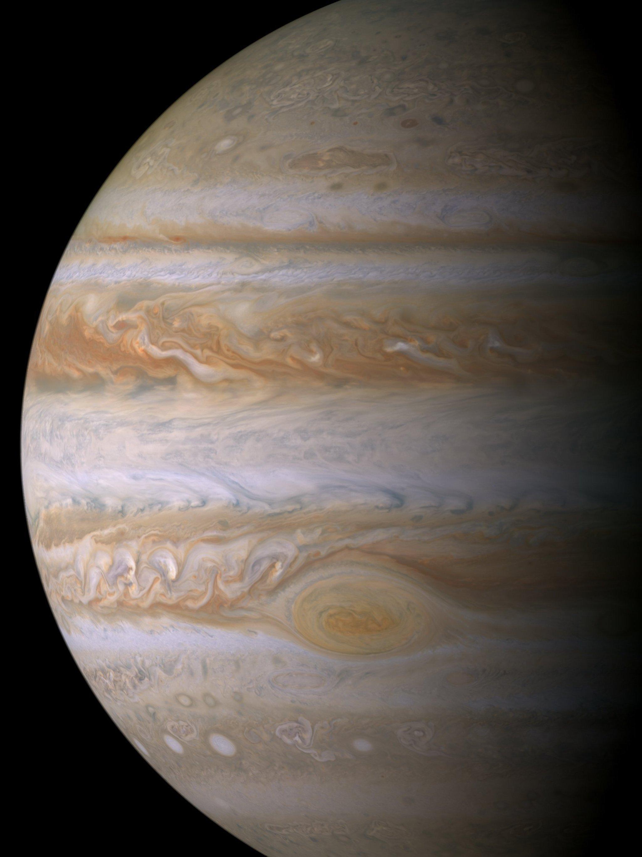 Jupiter Wallpaper Iphone Android Desktop Backgrounds