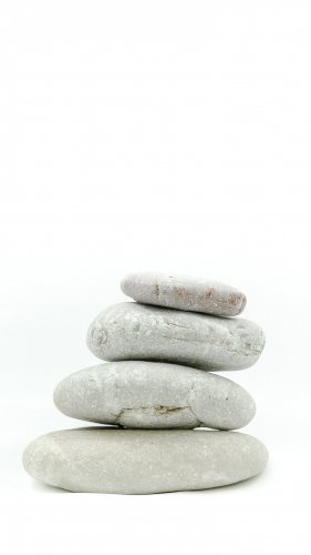 Zen Stone Stack Mobile Wallpaper