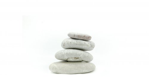 Zen Stone Stack Wallpaper