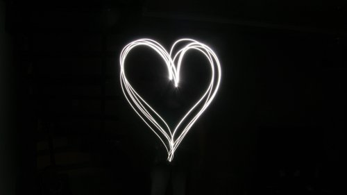 Light Heart HD Wallpaper